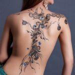 Women Body Tattoo Designs 2013 3