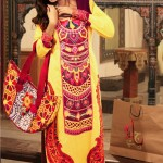 Zahra Ahmad Fall Latest Winter Exclusive Eid Collection 2013 005
