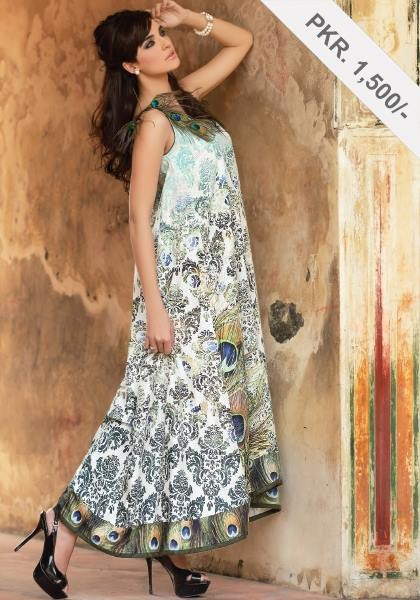 Al karam Textiles Digital Prints Collection 2013 For Women 1
