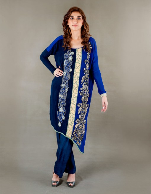 Ayesha F Hashwani Winter Collection 2013 For Women 4