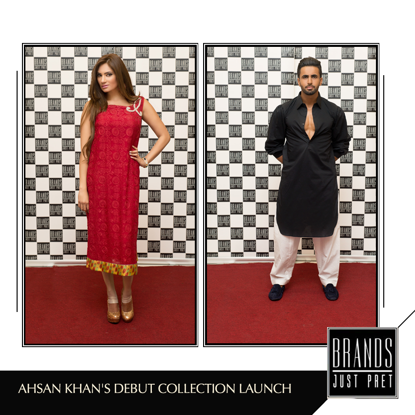 Brands Just Pret Dresses Collection 2013 For Women & Men 002