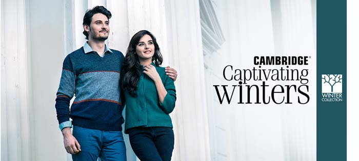 Cambridge Winter Collection 2013-2014 for Men & Women 2
