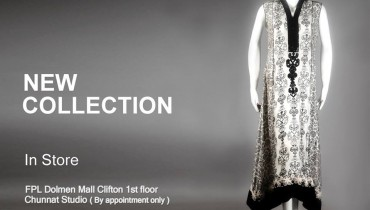 Chunnat Formal Collection 2013 For Women 001