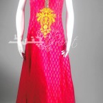 Chunnat Girls Party Wear Dresses Collection 2013 005