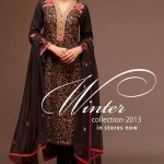 Elegance Tardiest Winter Collection 2013 For Women 3