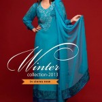Elegance Tardiest Winter Collection 2013 For Women 4