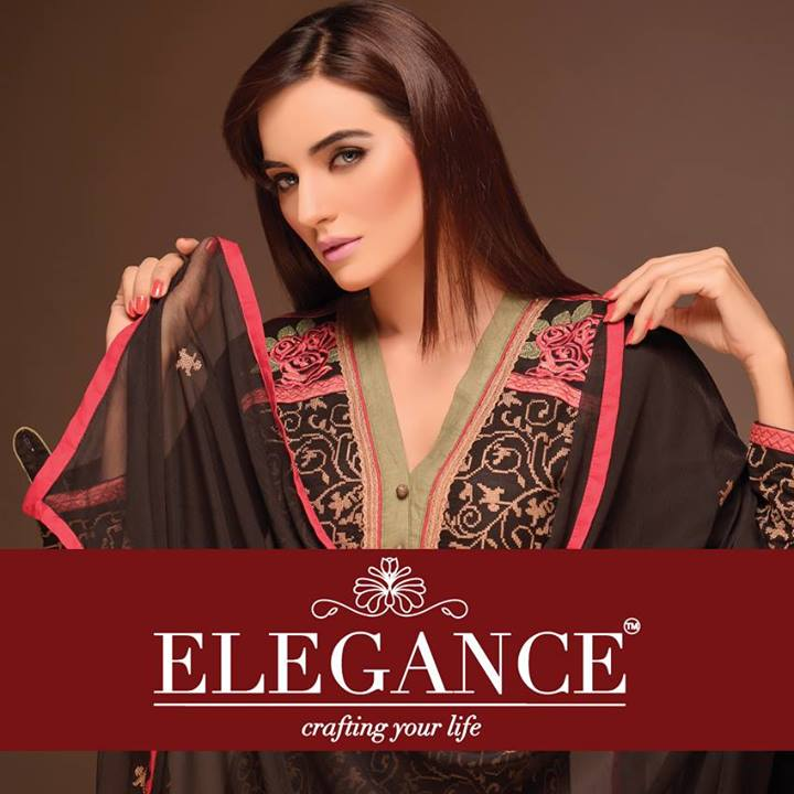 Elegance Tardiest Winter Collection 2013 For Women
