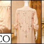 Embroidered Winter Pakistani Fashion Dresses 2013 for Women by Coco 005
