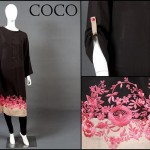 Embroidered Winter Pakistani Fashion Dresses 2013 for Women by Coco 008