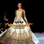 Fashion Week Cookiee Mak Bridal Wear Dresses Collection 2013-14 001