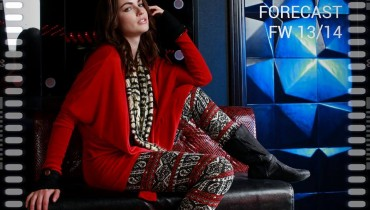 Forecast Winter Wear Outfits For Men & Women Collection 2013 001