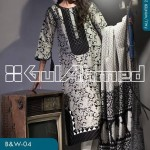 Gul Ahmed Latest Winter Dress Collection 2013-2014 Volume 2 for Women (2)