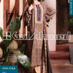 Gul Ahmed Latest Winter Dress Collection 2013-2014 Volume 2 for Women (7)