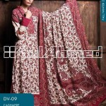 Gul Ahmed Latest Winter Dress Collection 2013-2014 Volume 2 for Women (9)