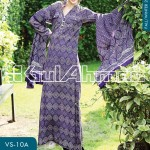 Gul Ahmed Winter Linen Collection 2013-14 for Women 3
