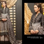 KHADDAR Fall Winter Embroidered Collection 2013 by Shariq Textiles 4