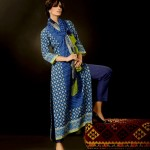 Khaadi Unstitiched Winter Collection 2013-14 For Women (2)