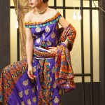 Khaddar Winter Dresses Collection 2013 by Shariq Textiles 002