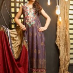 Khaddar Winter Dresses Collection 2013 by Shariq Textiles 003