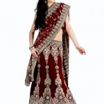 Latest Indian Designer Bridal Lehenga Collection 2013 For ladies 2