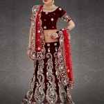 Latest Indian Designer Bridal Lehenga Collection 2013 For ladies 3