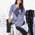 Latest Khaddar Dress Collection 2013-2014 Vol 2 For Women By Shariq Textiles (2)