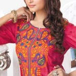 Latest Khaddar Dress Collection 2013-2014 Vol 2 For Women By Shariq Textiles (4)