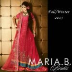 Latest Maria.B Brides Latest Kundra Winter Collection for Women 3