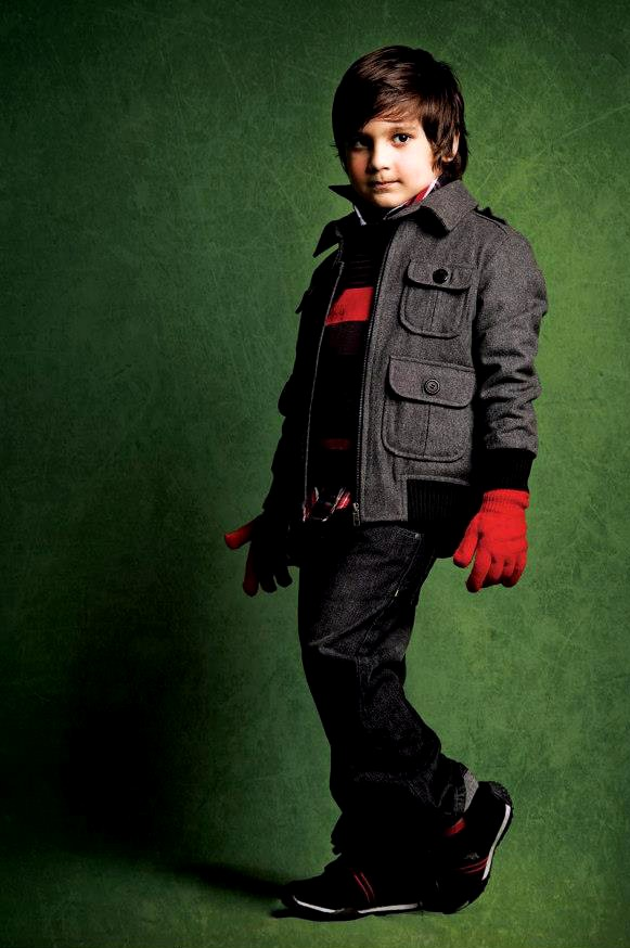 Leisure Club Stylish Winter Collection 2013-14 For Kids 1