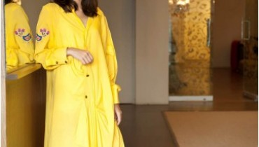 Maria.B Mgirl Winter Casual Wear Dress Collection 2013-2014 (1)