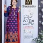 Mausummery Winter Dress Collection Volume-2 for Women 2013-14 1