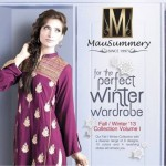 Mausummery Winter Dress Collection Volume-2 for Women 2013-14 3