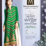 Mausummery Winter Dress Collection Volume-2 for Women 2013-14 4