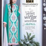 Mausummery Winter Dress Collection Volume-2 for Women 2013-14 5