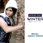 Men Wear Latest Winter Collection 2013 by Royal Tag Model Ameez Idrees (5)
