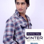 Men Wear Latest Winter Collection 2013 by Royal Tag Model Ameez Idrees (6)