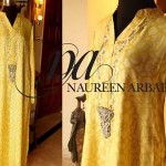 Naureen Arbab Party Wear Collection 2013-14 For Women 1
