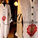 Naureen Arbab Party Wear Collection 2013-14 For Women 2