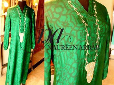 Naureen Arbab Party Wear Collection 2013-14 For Women
