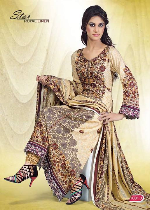 Naveed Nawaz Textiles Winter Dress Collection 2013-2014 For Women (8)