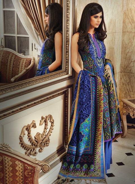 New Al karam Winter Collection 2013 Volume 2 for Women 4