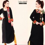 New Beautifull Zahra Ahmad Formal Wear Winter Collection 2013 For Women