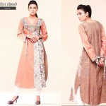New Beautifull Zahra Ahmad Formal Wear Winter Collection 2013 For Women (3)