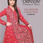 New Fancy Bareeze Fall Winter Collection 2013 for Women 1