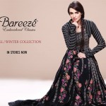 New Fancy Bareeze Fall Winter Collection 2013 for Women 2