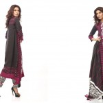 Orient Textile Embroidered & Printed Linen Winter Collection 2013 4