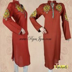 Rymjym Casual Latest Dresses Collection 2013 006