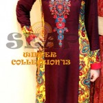 Seap By Sanaa Arif Winter Dresses 2013-14 For Women 2
