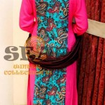 Seap By Sanaa Arif Winter Dresses 2013-14 For Women 3