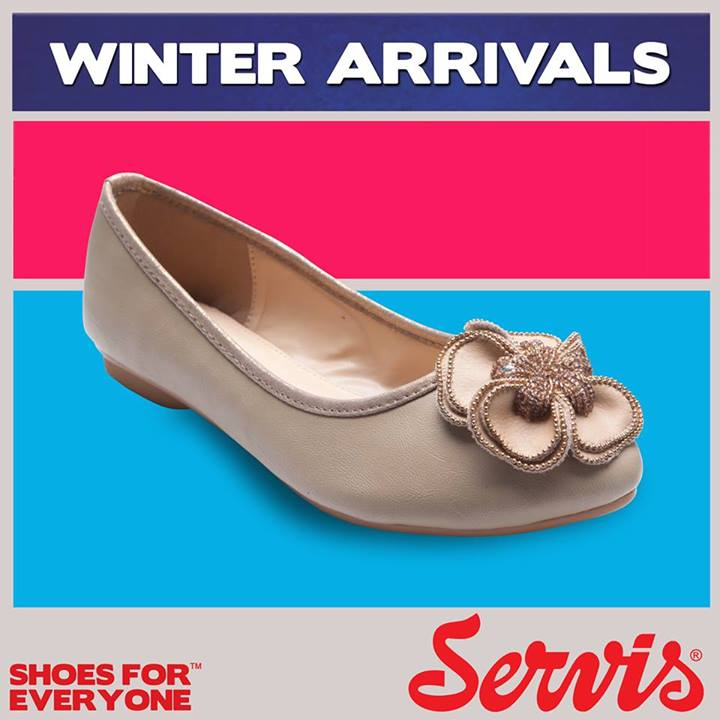 Servis Shoes Winter Foot wear Designs For Men & Women (3)